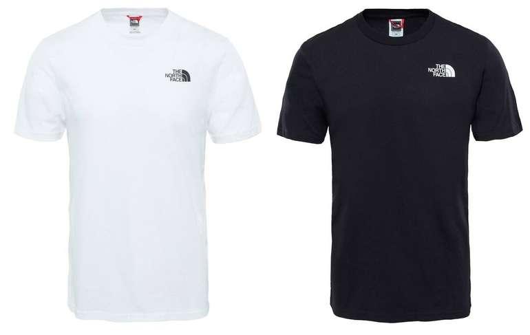 """The North Face Herren T-Shirt """"Simple Dome Tee"""" in zwei Farben für je 21,72€ inkl. Versand (statt 25€)"""