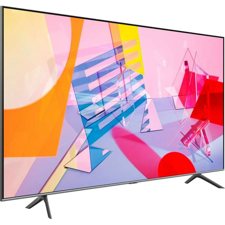 """Samsung QE-55Q64T - 55"""" QLED-Fernseher (UHD, Triple Tuner) für 666€ inkl. Versand (statt 733€)"""