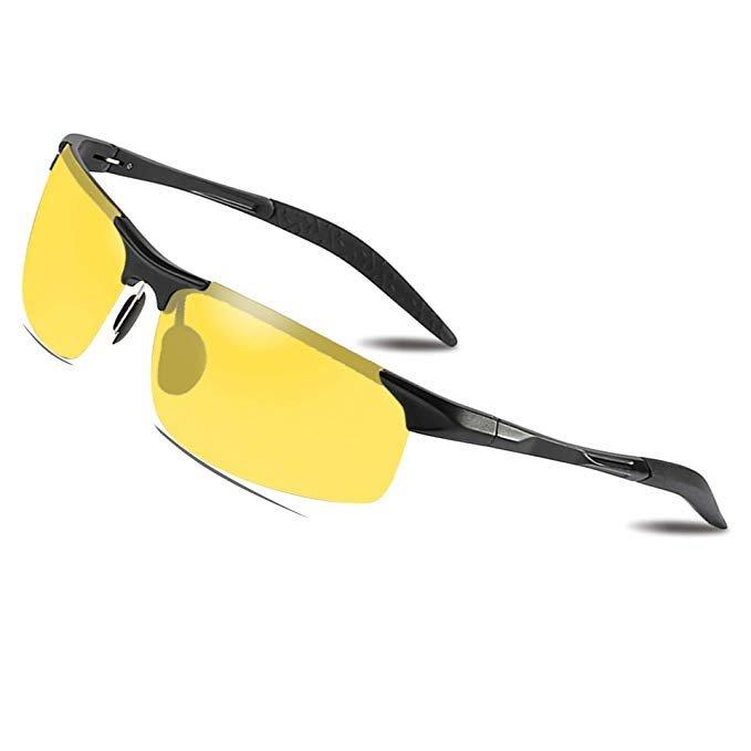 Bircen Unisex Nachtsichtbrille mit UV400 für 15,89€ (Prime)