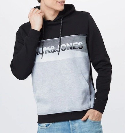 "Jack & Jones Sweatshirt ""Jenson"" für 20,93€ inkl. Versand (statt 40€)"
