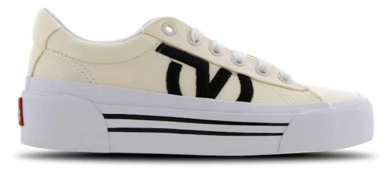 Vans Sid Ni Damen Sneaker in weiß-schwarz für 29,99€inkl. Versand (statt 40€)