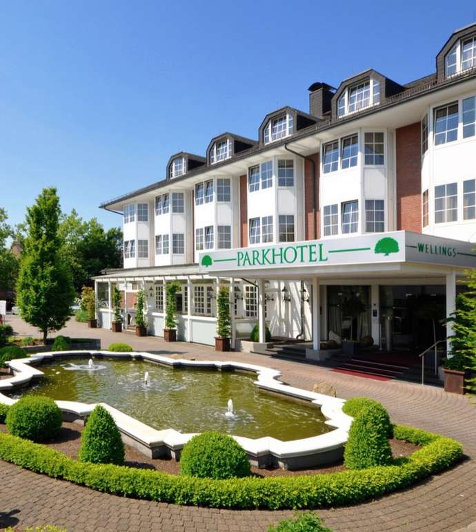 Kamp Lintfort: 2 Übernachtungen im 4* Wellings Parkhotel inkl. Frühstück, 3-Gang-Menü & Late Check-Out ab 119€ p.P.