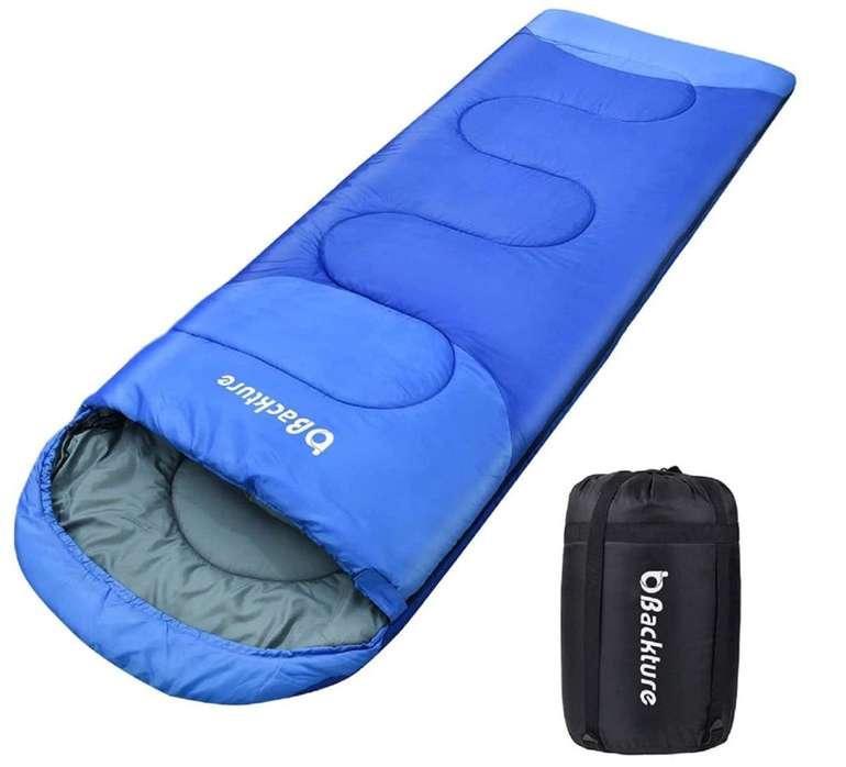 Backture Schlafsack (1.0 kg Leichtgewicht, 220 x 80cm, mit Tragetasche) für 17,99€ inkl. Versand (statt 30€)
