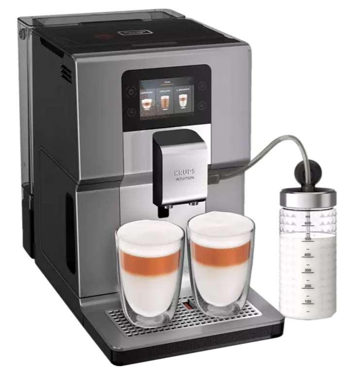 Krups EA 875 E Intuition Preference+ Kaffeevollautomat für 699€ inkl. Versand (statt 781€)