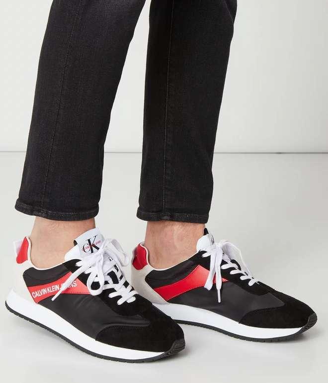"Calvin Klein Jeans Sneaker ""Jerrold"" in Grau / Schwarz für 63,99€inkl. Versand (statt 80€)"