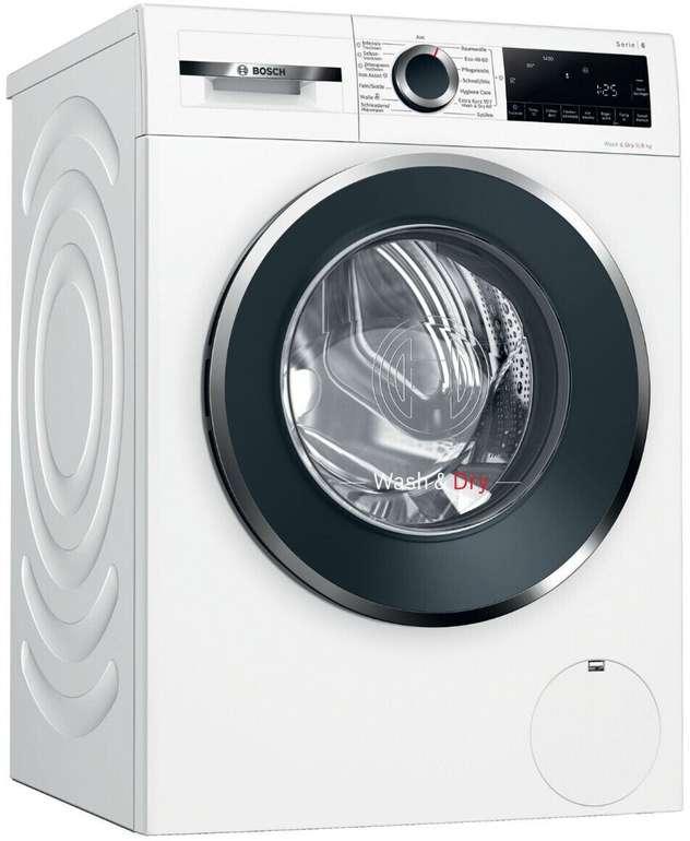 Bosch WNG24440 Waschtrockner (9kg/6kg) für 667,39€ (statt 725€) - Newsletter Gutschein + Card!