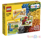 Lego Classic – 10654 XL Bausteinebox 1600 Teile für 54,99€ inkl. Versand