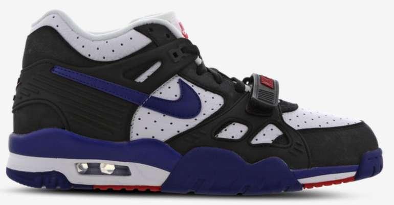 Nike Air Trainer 3 Herren Sneaker (versch. Farben) für je 79,99€ inkl. Versand (statt 100€)