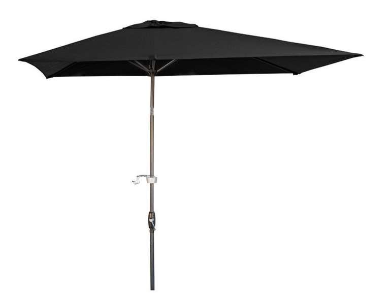 Doppler Grillmeister 250 x 200 cm Sonnenschirm in anthrazit für 58,70€ (statt 80€)