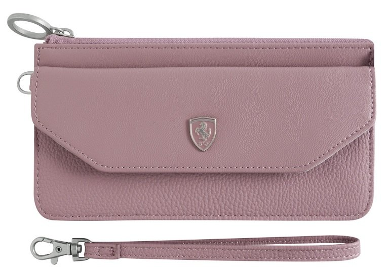 Puma Scuderia Ferrari Lifestyle Damen Portemonnaie für 26,94€ (statt 40€)