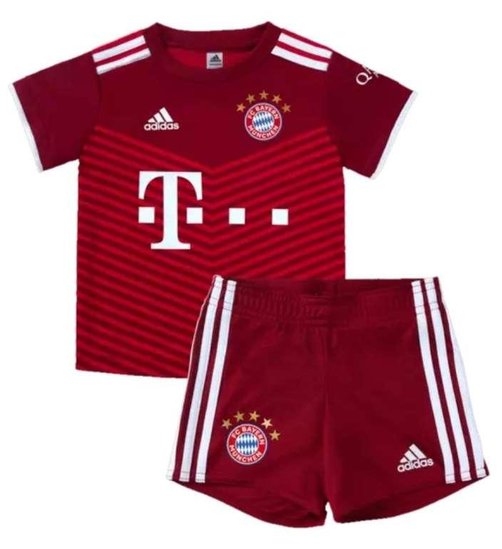 Geomix: 25% auf das neue Bayern Heim Trikot für Herren, Damen & Kinder - z.B. Baby Kit für 41,21€ (statt 55€)
