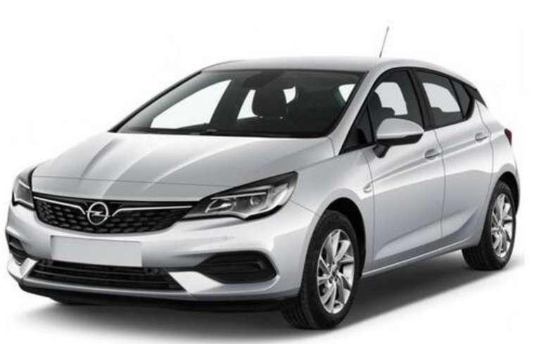 Privatleasing: Opel Astra 5 Türer Edition 1.2 mit 130 PS für 133,10€ mtl. (Eroberungsprämie, LF: 0.42, Überführung: 995€)