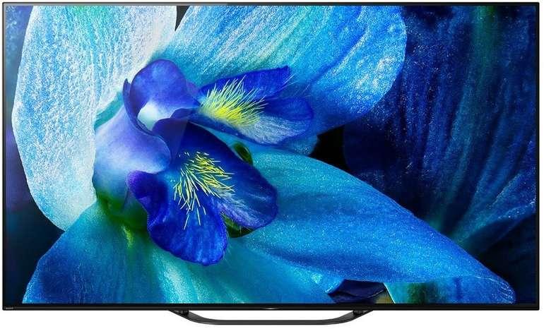 Sony KD-65AG8 - 65 Zoll 4K UHD OLED Smart TV für 1.339€ inkl. Versand (statt 1.799€)