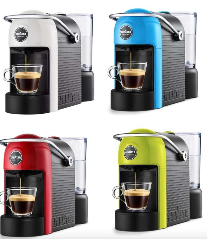 Lavazza A Modo Mio Jolie Kapsel Kaffeemaschine für 24,99€ inkl. Versand (statt 77€)