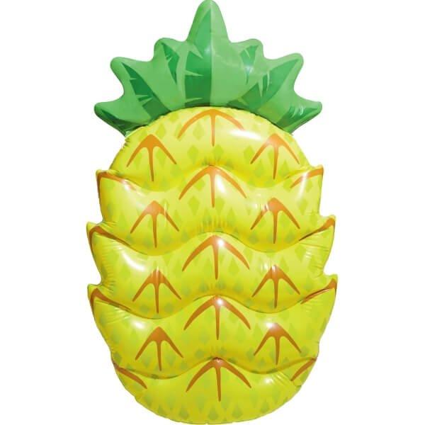 Splash & Fun Badeinsel Ananas (154 x 88 x 21 cm) für 4,89€ inkl. Versand (statt 9€) - Thalia Club
