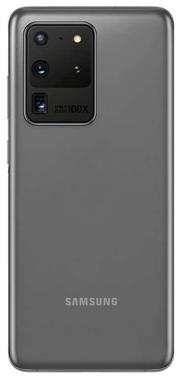 Samsung Galaxy S20 Ultra 5G mit 128GB Speicher (249€) + Vodafone Allnet-Flat mit 32GB LTE für 69,99€ mtl.