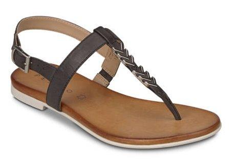 Roland-Schuhe: 20% Rabatt auf ausgewählte Zehentrenner z.B Pesaro Sandalette 16€