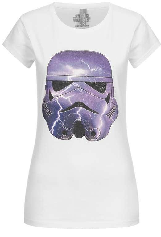 SportSpar: Gozoo Sale mit bis zu 77% Rabatt - z.B Star Wars Stormtrooper Thunder Damen T-Shirt für 6,99€