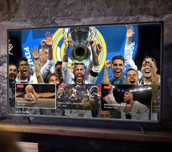 DAZN Gratismonat nutzen & viele Sport-Events kostenlos sehen z.B. Tottenham vs. FC Bayern