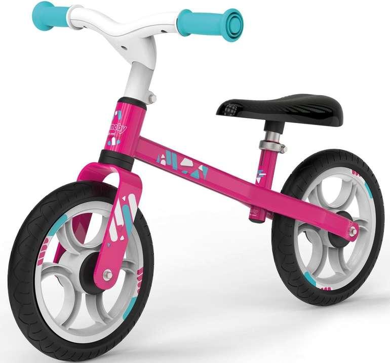 Smoby Laufrad First Bike in rosa für 19,65€ inkl. Versand (statt 26€)