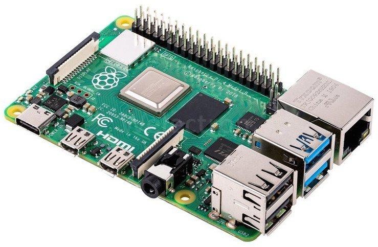 Raspberry Pi 4 B mit 2GB RAM & WLAN für 33,78€ inkl. VSK (statt 46€) - Paydirekt!