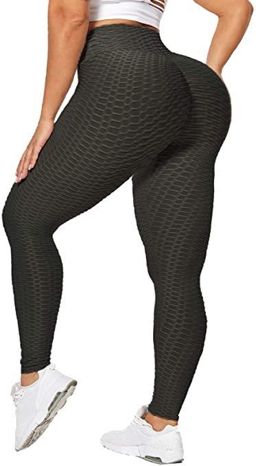 Trendoux Damen Booty Lift Leggings ab 12,49€ inkl. Prime Versand (statt 25€)