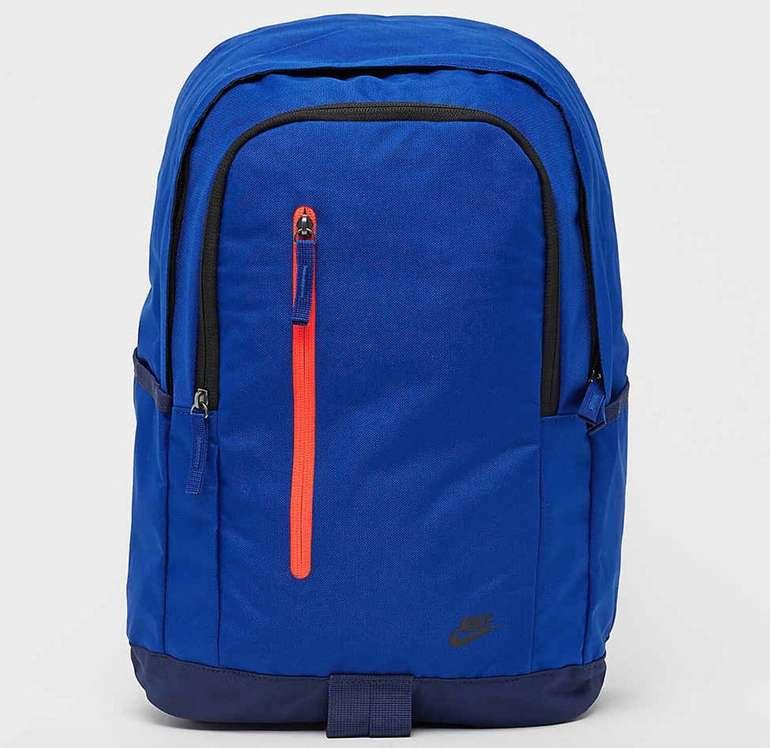 Nike All Access Soleday Rucksack für 18,99€ inkl. Versand (statt 24€)