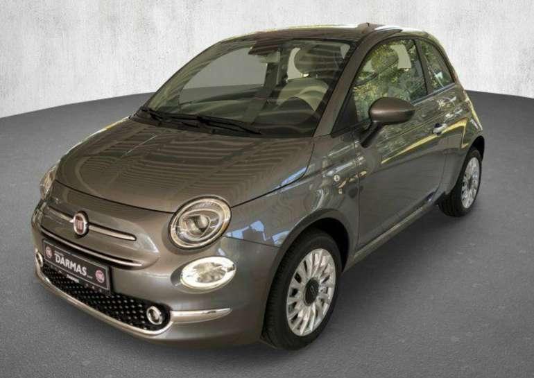Privat- und Gewerbeleasing: Fiat 500 Lounge 1.0 Hybrid mit 69 PS für 99€ mtl. (LF: 0.54, Bereitstellung: 790€)