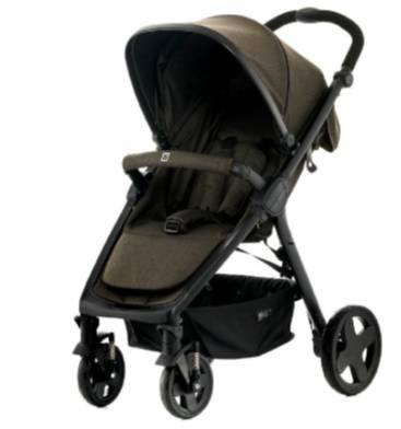 Moon Sportwagen Jet City in brown/fishbone zu 109,99€ inkl. Versand (statt 150€)