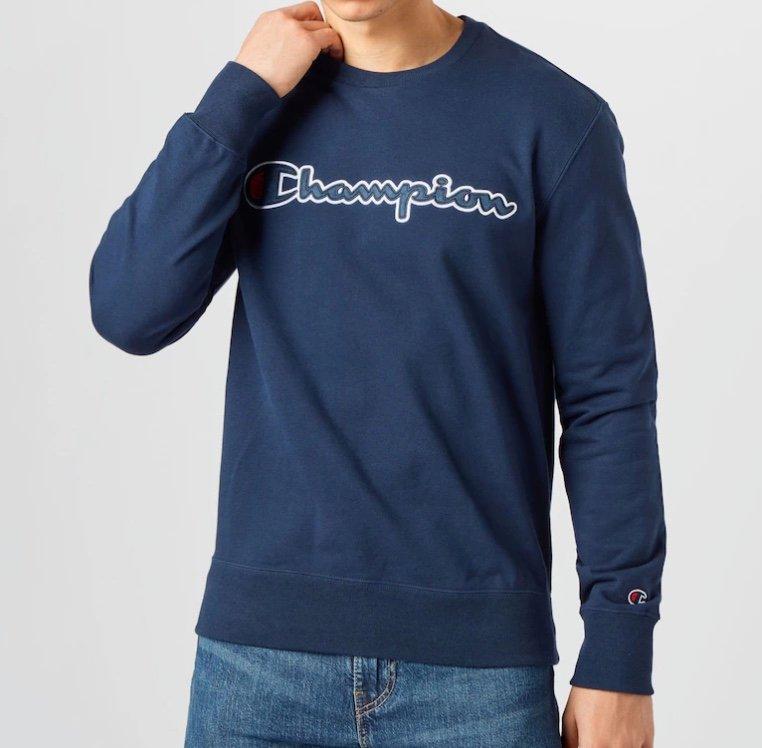 Champion Authentic Athletic Apparel Sweatshirt für 19,43€inkl. Versand (statt 40€)