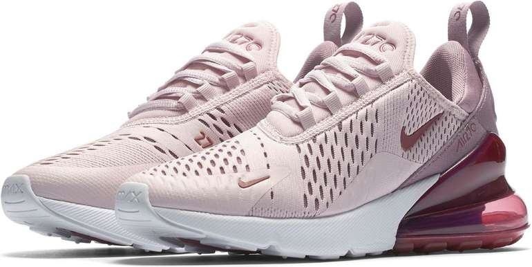 Nike Air Max 270 Women Barely Rose für 119,99€ inkl. VSK (statt 150€)