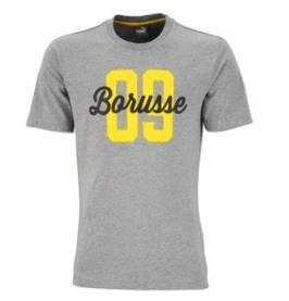 "Puma BVB Borussia Dortmund ""Borusse"" T-Shirt für 9,95€ inkl. Versand"
