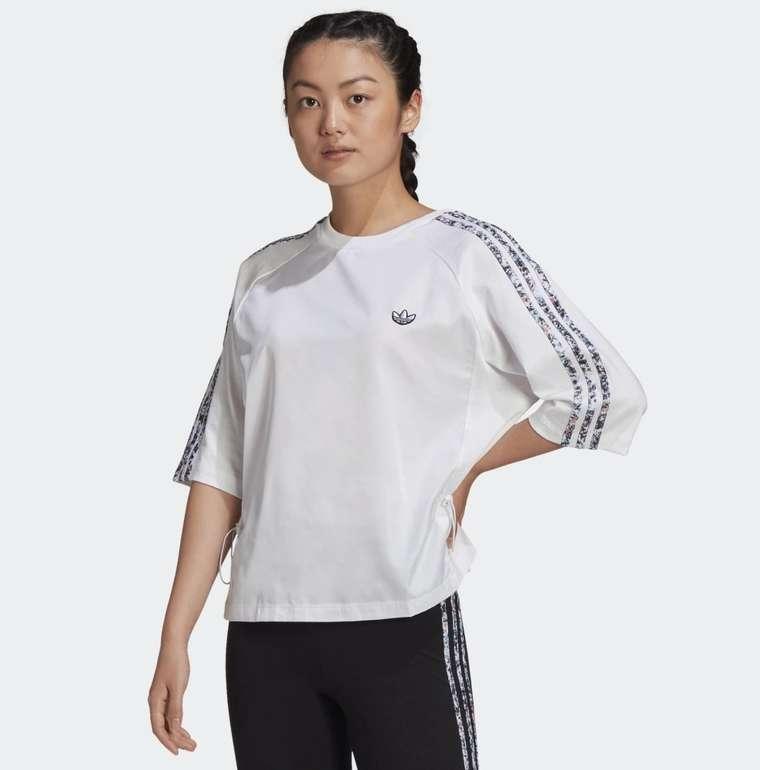 Adidas Originals Boxy Damen T-Shirt für 17,15€ inkl. Versand (statt 22€) - Creators Club!