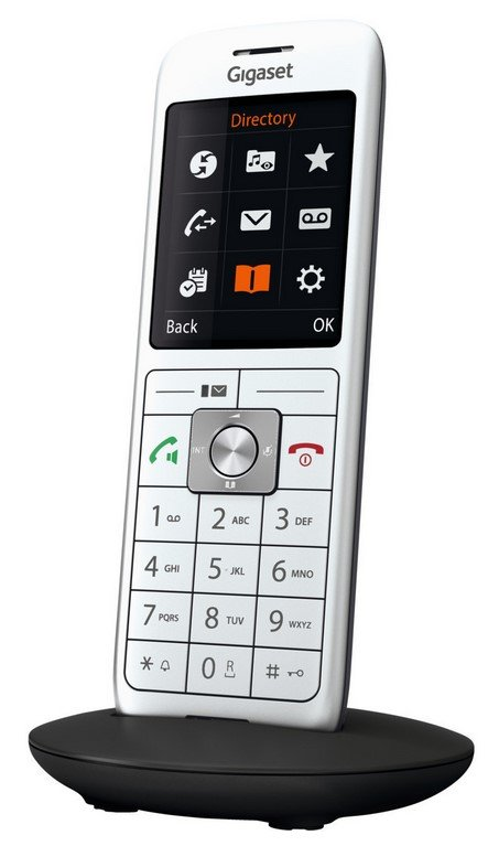 Gigaset CL660HX Mobilteil (Fritz!Box kompatibel) für 35€ inkl. Versand (statt 50€) - Filialabholung