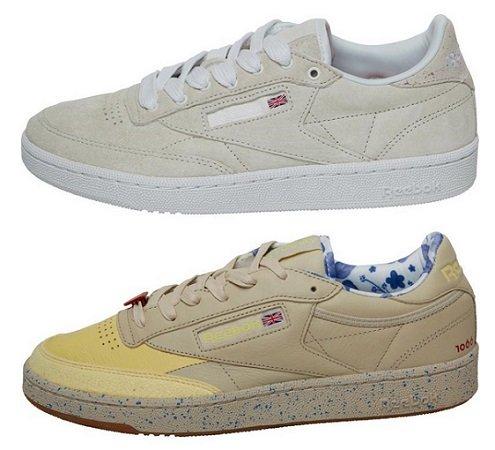 Reebok Club C 85 Damen & Herren Sneaker ab 32,95€ zzgl. VSK