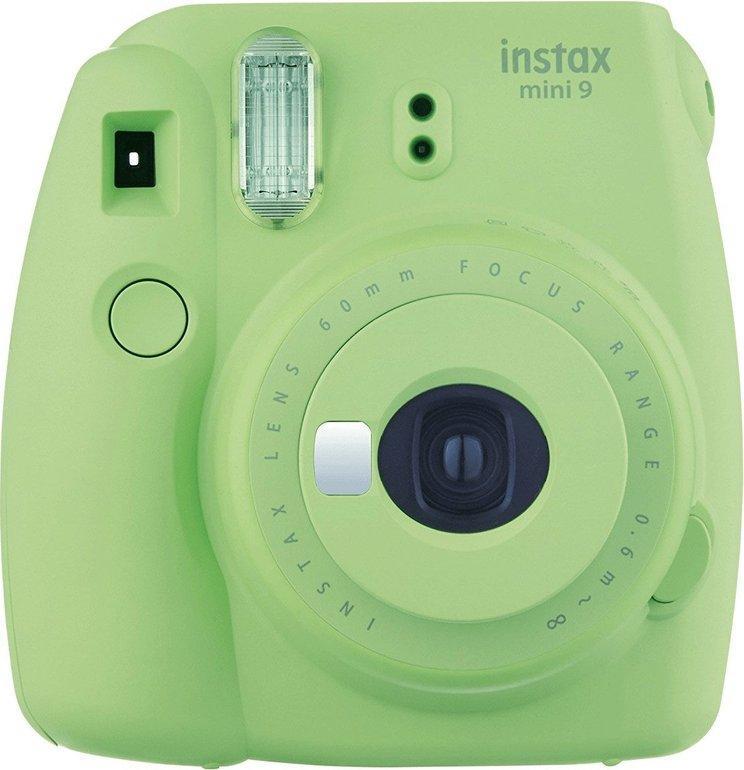 Saturn Foto Weekend, z.B. Fujifilm Instax Mini 9 in grün für 49€