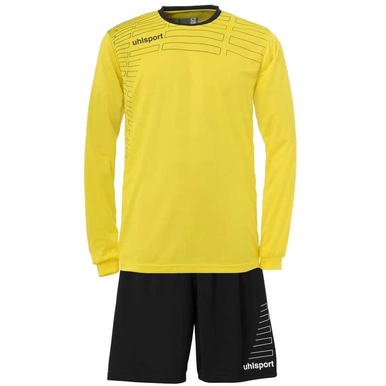 Uhlsport Langarm Fußball-Trikot mit Shorts für 8,39€ inkl. Versand (statt 12€)