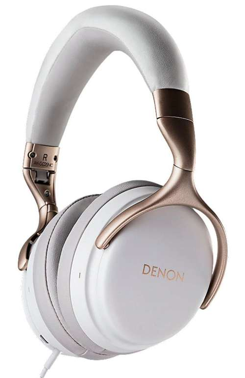 Denon AH-GC25NC Over-Ear-Kopfhörer (Noise-Cancelling, 40h Akkulaufzeit) für 199€ inkl. Versand (statt 244€)