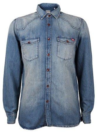 Krasser Mustang & LEE-Sale bei Jeans-Direct, z.B. Jeans Hemd für nur 12,95€