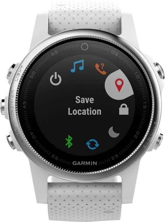 Garmin fenix 5S GPS-Multisport-Smartwatch für 302,99€ (statt 380€)