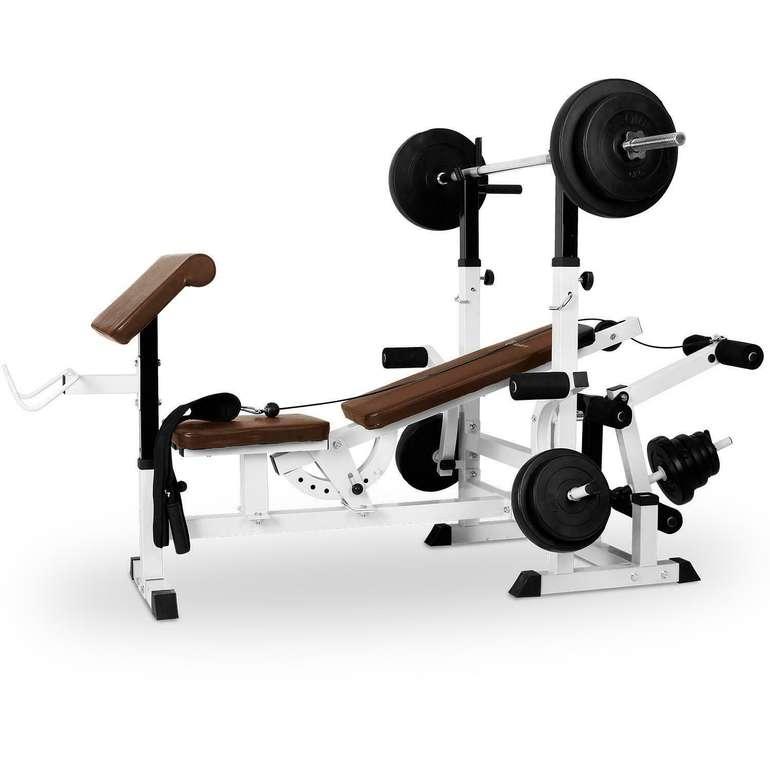 Klarfit Workout Hero 3000 Kraftstation für 143,99€ inkl. Versand