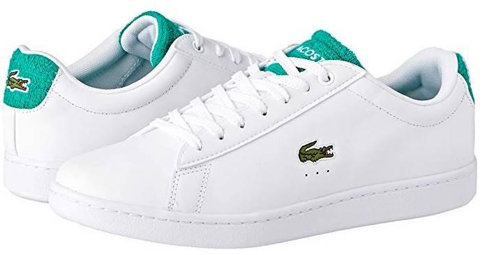 Lacoste Herren Carnaby Evo Sneaker in weiß für 64,86€ inkl. Versand (statt 83€)
