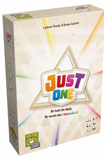 Just One (Spiel des Jahres 2019) für 13,81€ inkl. Versand (statt 20€) - Thalia Club!