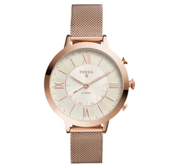 Fossil FTW 5018 Jacqeline Smartwatch für 109€ inkl. Versand (statt 132€)
