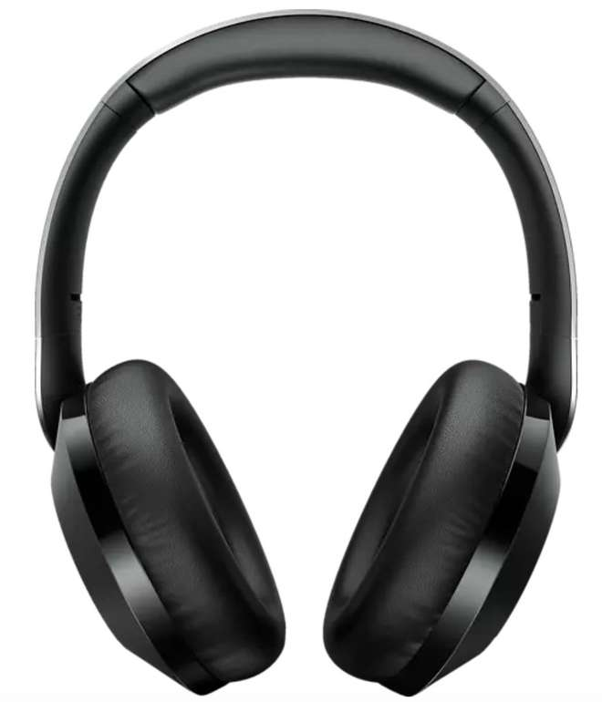 Philips H8505BK/00 Kabellose Over-Ear-Kopfhörer High Res Audio (40-mm-Treiber, Active Noise Cancelling) für 89€