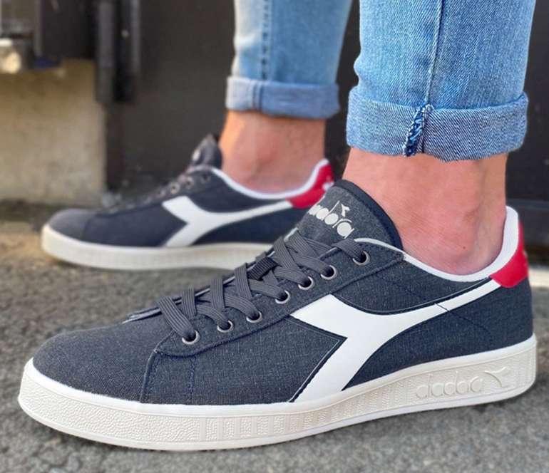 Diadora Sale mit bis -80% Rabatt bei SportSpar - z.B. Diadora GAME CV Sneaker für 21,21€ (statt 50€)