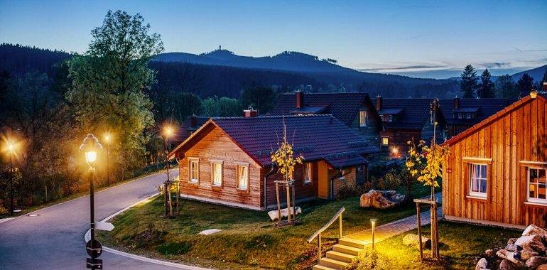 Premium Lodge Plus im Schierke Harzesort TravelCircus
