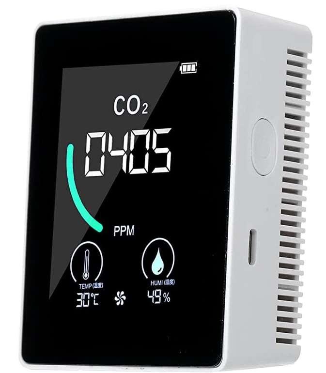 KKmoon CO2-Messgerät für 14,69€ inkl. Versand (statt 29€)