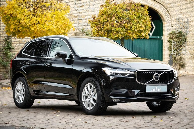 Volvo XC60 D4 Momentum Pro Geartronic Leasing