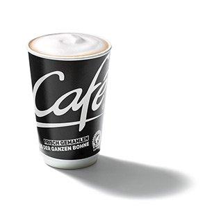 McDonalds Kaffee, Cappuccino oder Latte REGULAR für 1€ in der App + Stempel
